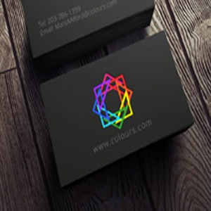 High quality business cards printing fast easy uprinting 25 stunning black business cards reheart Choice Image